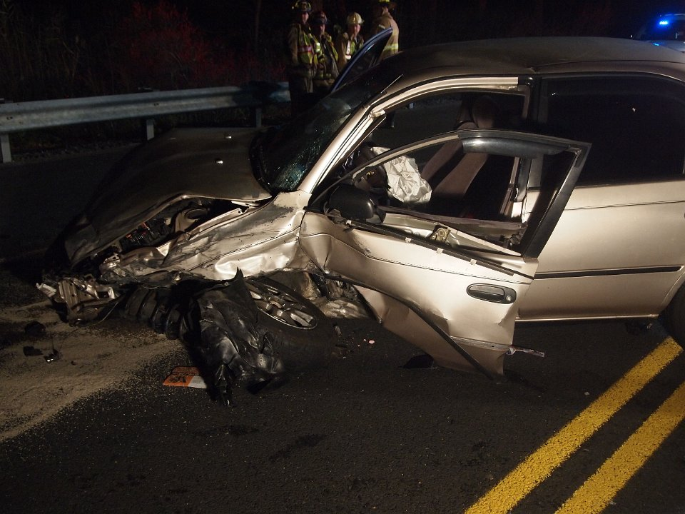 Motor Vehicle Accident on Route 6 (29 October 2016)
